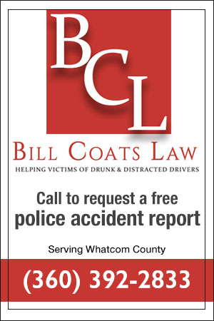 Bill Coats personal injury serving Whatcom County