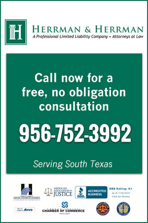 Herrman and Herrman - personal injury attorneys in South Texas